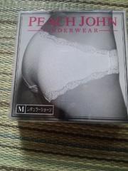 Peach Johnレギュラーショーツ MサイズLサイズ ピーチジョン