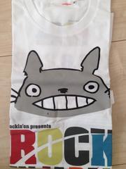 ROCK IN JAPAN(ロッキン)オフィシャルTシャツ ジブリコラボ