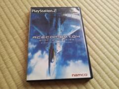 PS2☆エースコンバット04 シャッタードスカイ☆NAMCO。シューティングゲーム。