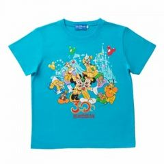 TDL30周年限定 キッズTシャツ ディズニーリゾート