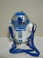 TDL♪スターツアーズ R2-D2 ポップコーンバケット