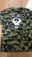 STUSSY×APE  30周年コラボTシャツ