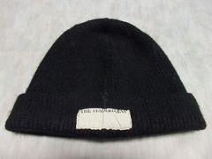12awテンダーロインt-beanieビーニーニットキャップtenderloinknitcap帽子黒