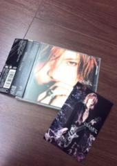 SUGIZO/C:LEAR/初回カード帯付きLUNA SEA X JAPAN