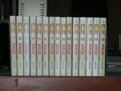 聖闘士星矢 文庫全15巻