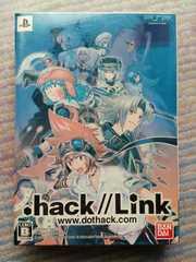 PSP■.hack//Link  ダイジェストDVD付き.ドットハックリンクPS2G.U