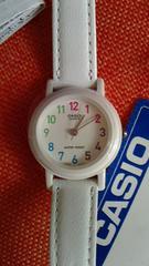 新品未使用☆カシオ CASIO クオーツ 腕時計ホワイト☆LQ-139L-7B