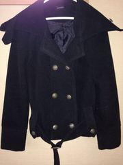 EGOIST ショート丈コート