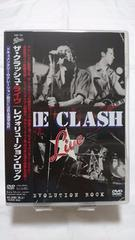 美品DVD!! ザ・クラッシュ・ライヴ/レボリューション・ロック/付属品全てあり