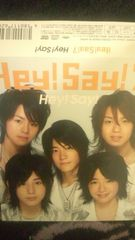 ����!��ڱ!��HeySayJUMP/Hey!Say!�������/CD+DVD�ѕt!����i!