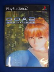 PS2 DOA2 HARD CORE:�n�[�h�R�A
