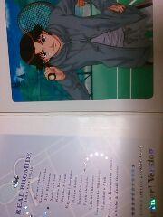 ☆テニスの王子様☆スペシャルブロマイドPart. 14☆菊丸英二☆