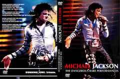 ≪送料無料≫マイケルジャクソン DANGEROUS RARE PERFORMANCES