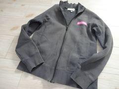 アースミュージック☆ジップジャケット グレー☆