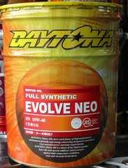 �� DAYTONA EVOLVE NEO. 10W-40. API-SN. CF�K���i. 5GAL�ł��B