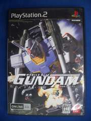 PS2 機動戦士ガンダム めぐりあい宇宙 DVD付