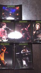 Aqua Timez still connected tour'09 メモカ�@ 6枚