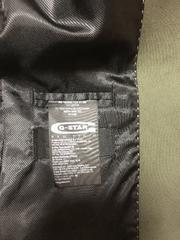 GーSTARカーキ系ショートジャケット新品未使用