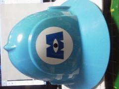 TDL東京ディズニーランド モンスターズインクライド&ゴーシック!ヘルメット