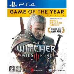 PS4》ウィッチャー3 ワイルドハント ゲームオブザイヤーエディション [177000356]