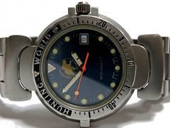 良品 1スタ★ハンティングワールド 正規 メンズ腕時計★