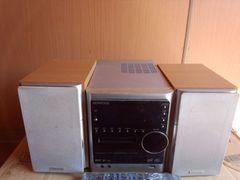 ケンウッドKENWOOD RMD-NDL100 CD・MDミニコンポ リモコン