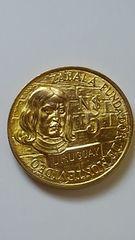 ウルグアイ硬貨。5N$、1976年。