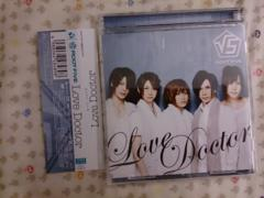 ROOT FIVE「Love Doctor」初回DVD+帯付/√5