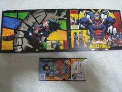 僕のヒーローアカデミア 特典 コミック収納BOX しおり 栞