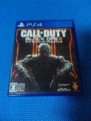 PS4 コールオブデューティー ブラックオプス3 CALL OF DUTY プロタクトコード付