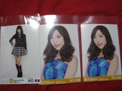 限定SKE48 3枚セット 公式生写真 井口栞里 非売品 未使用