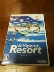 《中古》Wii☆Wii Sports Resort