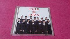 EXILE JAPAN CD+DVD