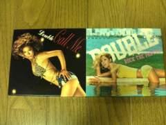DOUBLE CDS DVD�t������ 2���Z�b�g