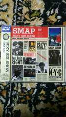 【DVD】SMAP*SEXY SIX SHOW