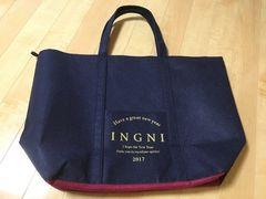 �@ INGNI☆福袋の袋のみ 収納バックに!!