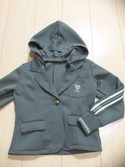 ◆ 新品 ◆ jenni ◆ ジャケット パーカー 洋服 130cm
