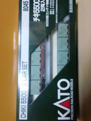 KATO チキ5500 2両入 6000形コンテナ積載