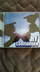 HY 2枚セット Confidence HeartY エイチワイ〓