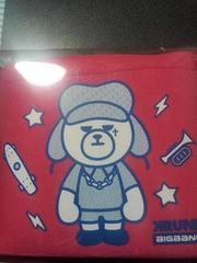 BIGBANG  G-DRAGON KRUNKプチバッグアミューズメント景品