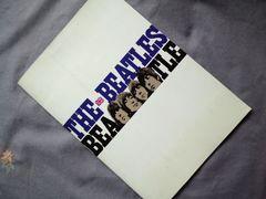 Beatles1966年日本公演パンフレット