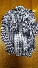 Ed Hardy エドハーディー チェックシャツ