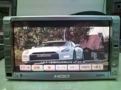 サンヨー NVA-HD1000A DVD/CD/MD/FMAM/ CD→HDD高速録音 ジャンク