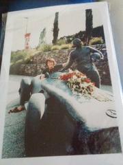 MF 2001 福山雅治 スペイン・カタルニアへ 雑誌付録 ポストカード 5枚組
