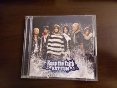 KAT-TUN「Keep the faith」初回DVD付