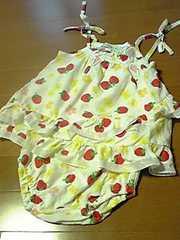 お花×イチゴセットアップ90