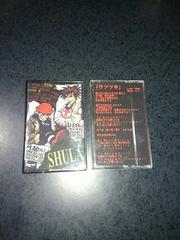 SHULA◆限定デモテープ2本◆SHULA / 「ウソツキ」◆シド,マオ在籍