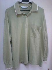 グリーンクラブ長袖ポロシャツ4