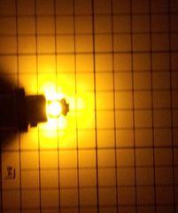T10 アンバー 5連3チップSMDLEDバルブ球セット