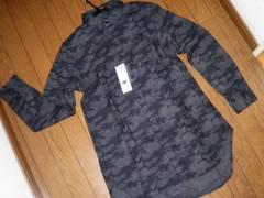 ADMIX(アトリエサブ★新品黒カモフラ柄 綿100% M